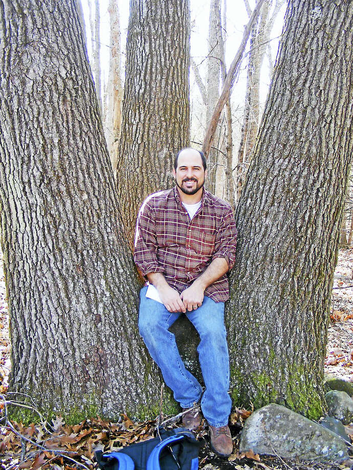 "Flanders' offers Program on Becoming A Forest ""Detective""  Flanders Nature Center & Land Trust will host a four week course on becoming a ""Forest Detective"". The program will be based on the Book and techniques of Tom Wessels entitled, ""Reading the Forested Landscape"". The classes will be led by Kyle Turoczi, co-owner of Earth Tones: Native Plant Nursery and Landscapes, in Woodbury CT.  Kyle holds a Master of Science degree from Antioch University in Resource Management and Conservation and studied with Tom Wessels.  Through four two hour Saturday morning hikes to regional locales the group will  investigate the forested landscape in the different areas that offer clues to why the landscape is as it is, what preceded its changes and what the future might hold. Come learn about the effects on the landscape that hurricanes, mining, farming and fires have had. Participants will be taught to inspect the forest from a forensic perspective and how to develop inquisitive skills to determine the causes of the effects they observe.  The program will begin Saturday, October 8th, and continues October 15, 22 and 29.The first Class will meet at 10AM at the Flanders Studio located at 5 Church Hill Road in Woodbury. Cost of the four week session is $40 for Members and $65 for nonmembers.  Register online at www.flandersnaturecenter.org.or call (203) 263-3711 Ext. 10 for more information. Photo: CREDIT HERE"