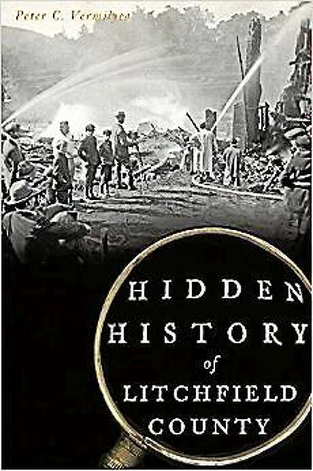 Contributed photo Hidden History of Litchfield County with Author Peter Vermilyea THURSDAY, MARCH 19, 7:00 - 8:00 P.M. A wine and cheese reception will follow the event. The author will provide books for signing and for purchase. All Oliver Wolcott Library events are free and open to the public. Space is limited. Registration is required and can be done by calling 860-567-8030 or logging onto www.owlibrary.org and clicking on Programs/Adult Programs. Photo: Journal Register Co.