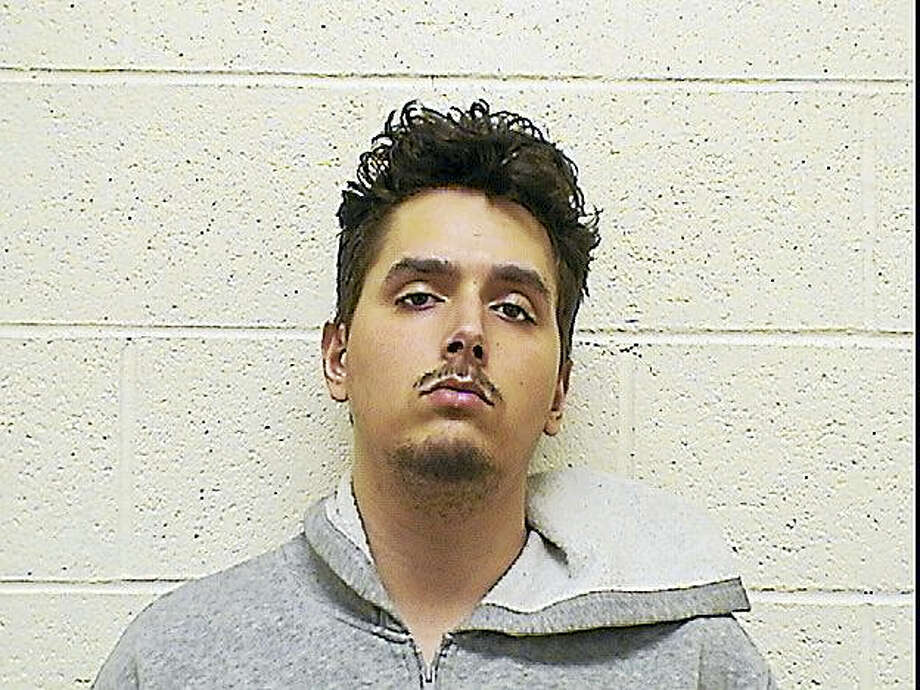 Kyle Treadway was arrested Friday and charged on two outstanding warrants. He is also facing charges for his involvement in a hit and run accident on Thursday, March 17. Photo: Journal Register Co.