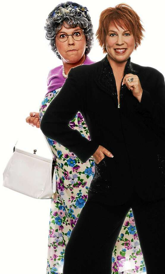 """Contributed photo Vicki Lawrence/""""Momma"""" brings her """"two woman show"""" to the Palace Theater in Waterbury in April. Photo: Journal Register Co."""