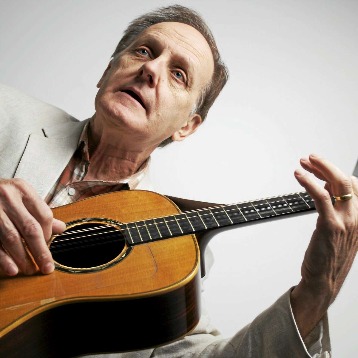 Contributed photos Singer, guitarist Bill Lauf Jr.