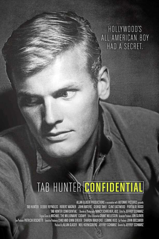 "Contributed photo A discussion with the actor on ""Tab Hunter Confidential"" will be held at the Warner Theatre in October. Photo: Journal Register Co."