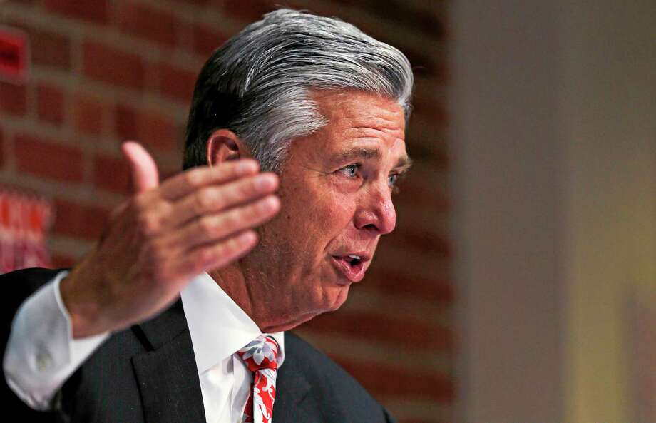 Red Sox general manager Dave Dombrowski. Photo: The Associated Press File Photo  / AP