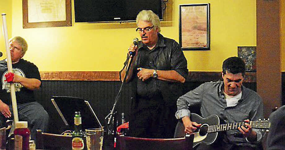 Photo by Domenic ForcellaCoffee Grinders are hosting an acoustic evening in Newington. Photo: Journal Register Co.
