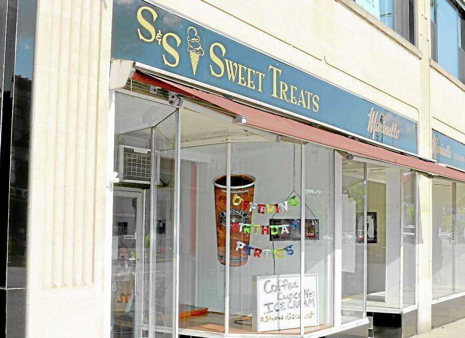 S&S Sweet Treats, 38 Main St., Torrington, says it will be closing in September. Photo: Register Citizen File Photo