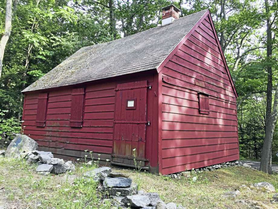 Ben Lambert - The Register CitizenThe Little Red Schoolhouse Association of Winchester has received a grant to replace the building's roof, signaling a stop towards a series of rehabilitative repairs. Photo: Journal Register Co.