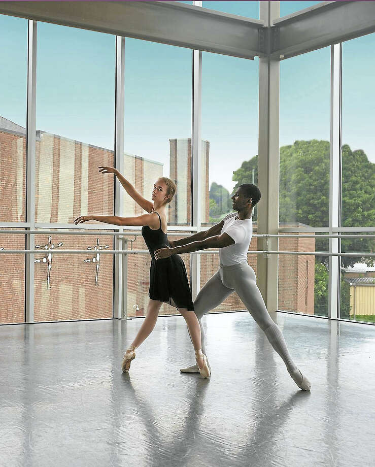 Contributed photoNutmeg Conservatory ballet dancers will present IMPACT 2016 this weekend at the Warner Theatre in Torrington. Photo: Journal Register Co. / © DON PERDUE?