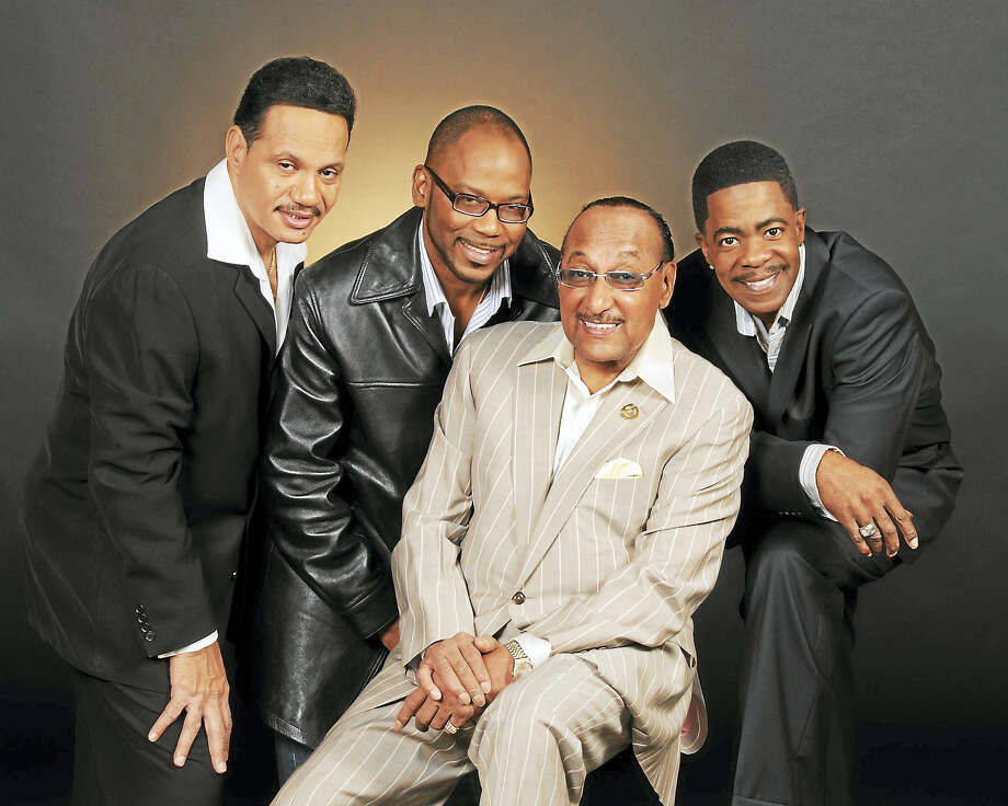 Contributed photoThe unforgettable music of the Four Tops will thrill audiences at the Palace Theater in Waterbury. Photo: Journal Register Co.