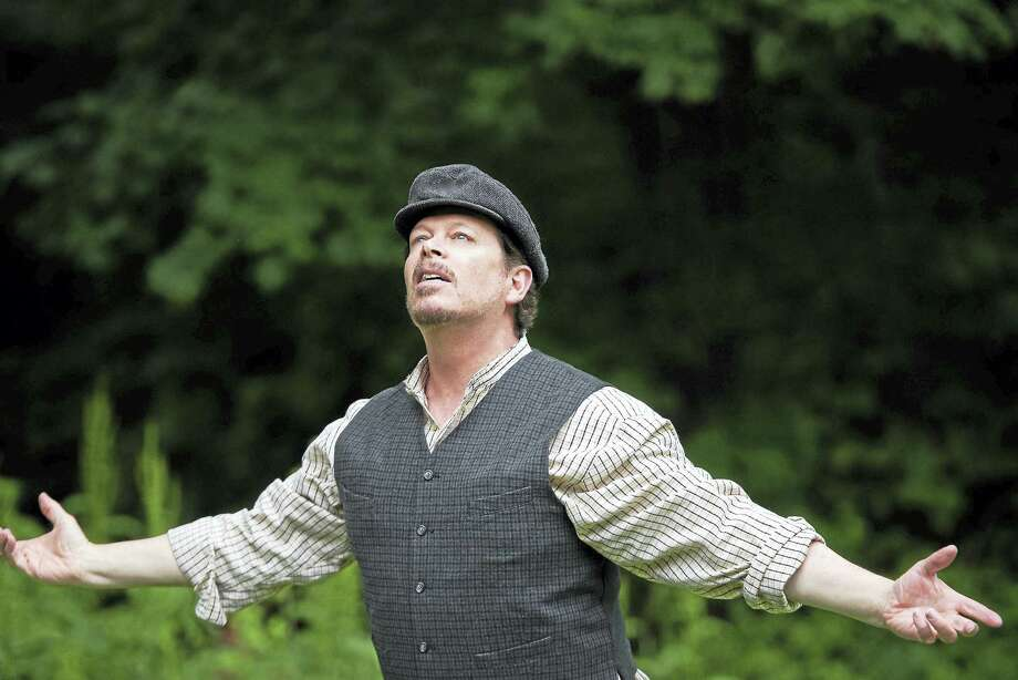 """Thomas Camm has the title role in """"Zorba."""" Photo: Contributed"""