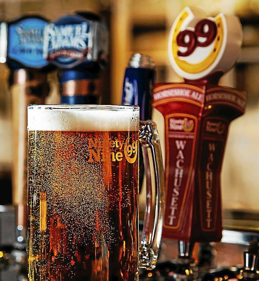 Ninety Nine Restaurant & Pub has announced an agreement with Wachusett Brewing Company to unveil a new American Pale Ale — Horseshoe Ale — available exclusively at all New England Ninety Nine locations, including the restaurant in Torrington. Photo: Submitted Photo  / Anthony Tieuli