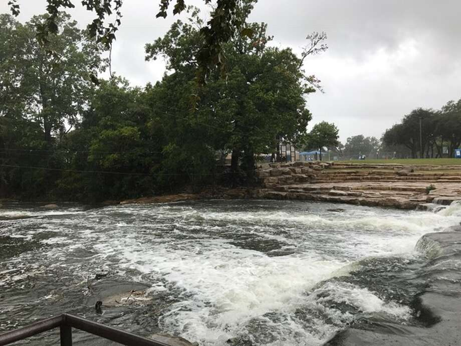 Steady Rain Predicted In San Antonio Today San Antonio