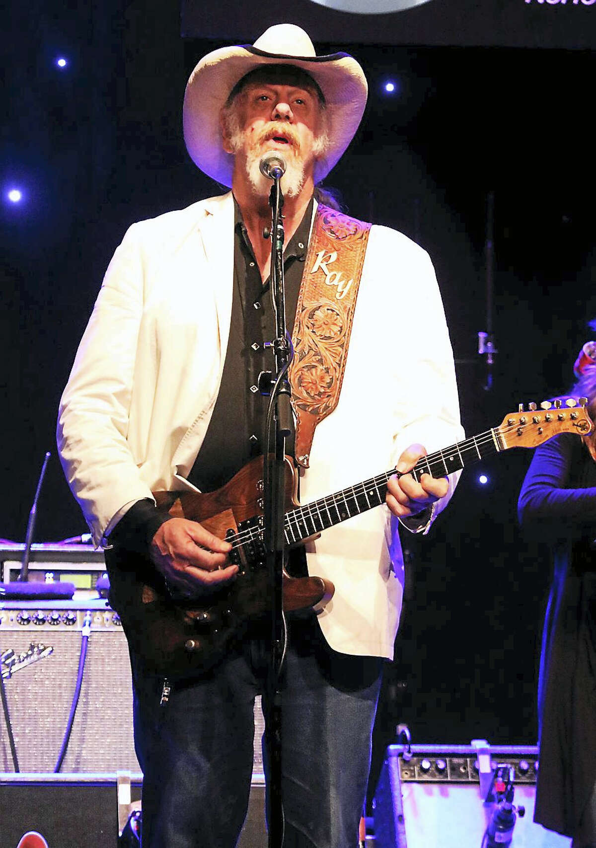 Photo by John AtashianSinger, songwriter and guitarist Ray Benson, of the country music group Asleep at the Wheel, performs with the band at Infinity Music Hall in Norfolk March 11. The group has won nine Grammy Awards since their 1970 inception. During their career, members have released more than 20 studio albums, and have had more than 20 singles on the Billboard country charts. The band's Connecticut appearance attracted a capacity crowd of fans in Norfolk. To view all of the upcoming entertainment coming to Infinity Music Hall in Norfolk and Hartford you can visit www.infinityhall.com