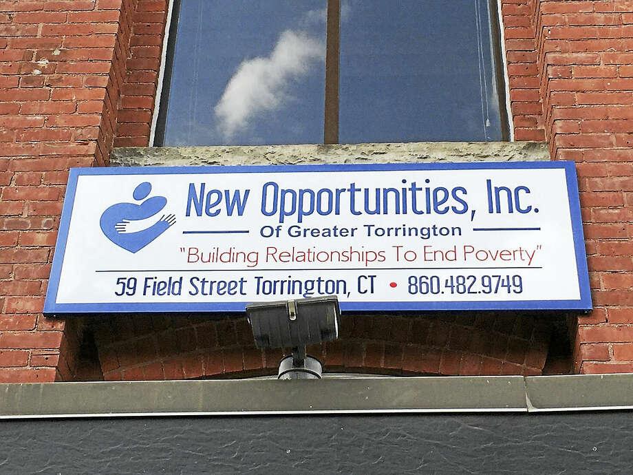 The Torrington office of New Opportunities Inc. Photo: Ben Lambert — The Register Citizen