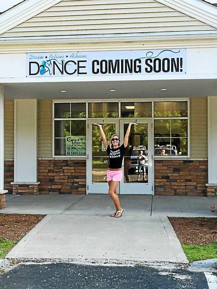 Carissa Monroe is opening DBA Dance in New Hartford. Photo: Submitted Photo
