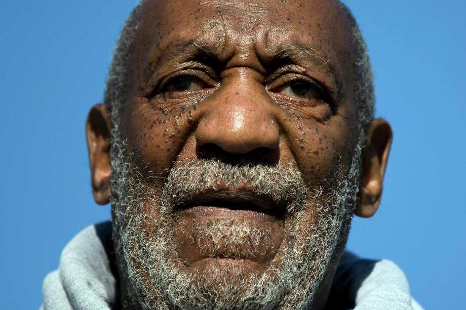 FILE - In this Nov. 11, 2014, file photo, comedian and Navy veteran Bill Cosby speaks during a Veterans Day ceremony in Philadelphia. Cosby admitted in a 2005 deposition that he obtained Quaaludes with the intent of using them to have sex with young women. In court documents released Monday, July 6, 2015, he admitted giving the sedative to at least one woman. (AP Photo/Matt Rourke, File) Photo: AP / AP