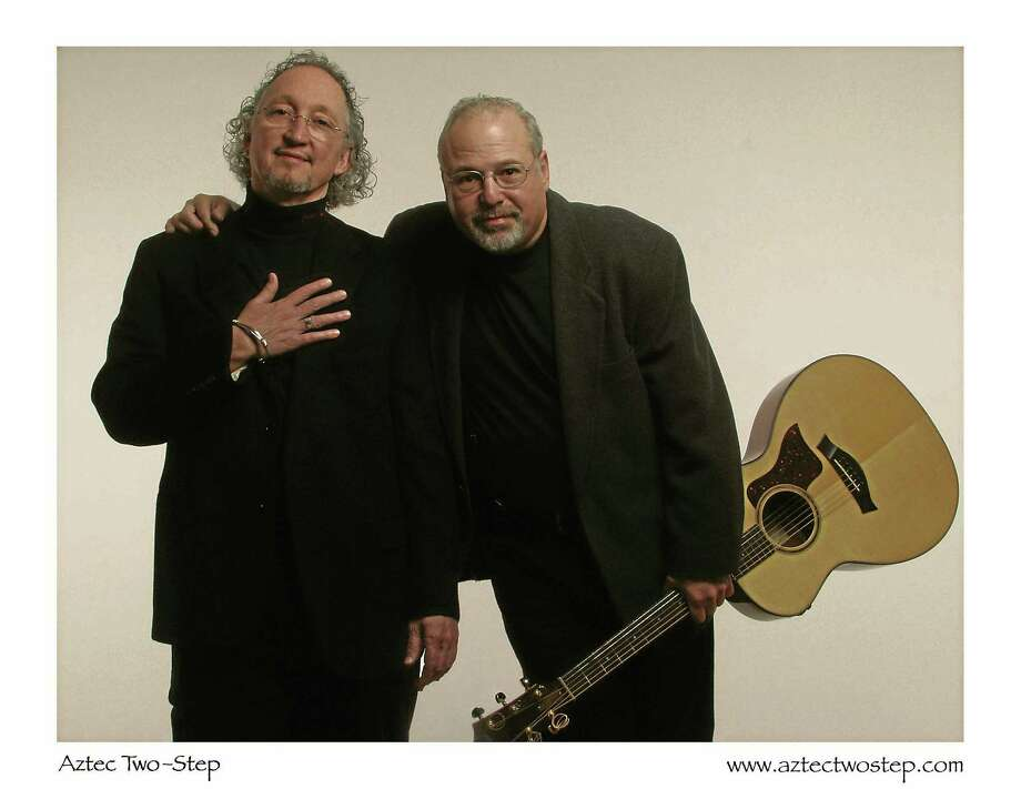 www.aztectwostep.com Aztec Two-Step will perform at Infinity Music Hall in Norfolk July 25. Photo: Journal Register Co.