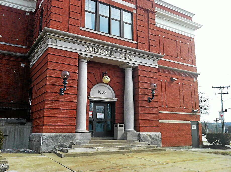 The Torrington Police Department. Photo: Journal Register Co.