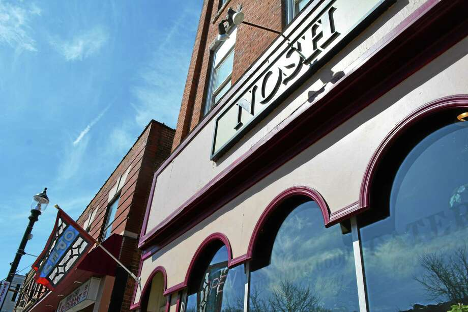 NOSH, at 438 Main St., a long-time local eatery previously known as Kelly's Kitchen, has closed its doors. Photo: Ben Lambert — The Register Citizen