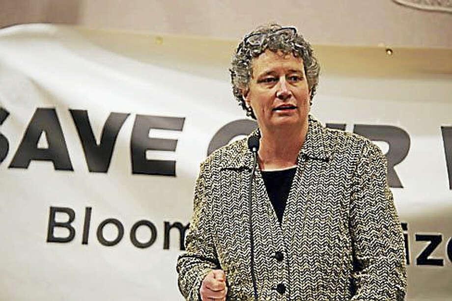 Sen. Beth Bye, D-West Hartford Photo: Christine Stuart — CT News Junkie