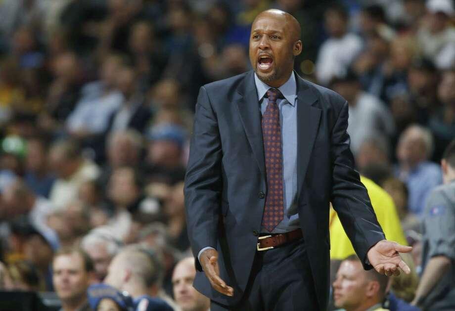 The Denver Nuggets have fired coach Brian Shaw. Photo: David Zalubowski — The Associated Press File Photo  / AP