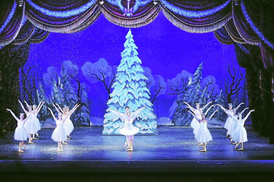 The Nutmeg Ballet will perform The Nutcracker at the Bushnell Center for the Performing Arts in Hartford on Saturday and Sunday. Find out more.  Photo: Digital First Media / (c) DON PERDUE
