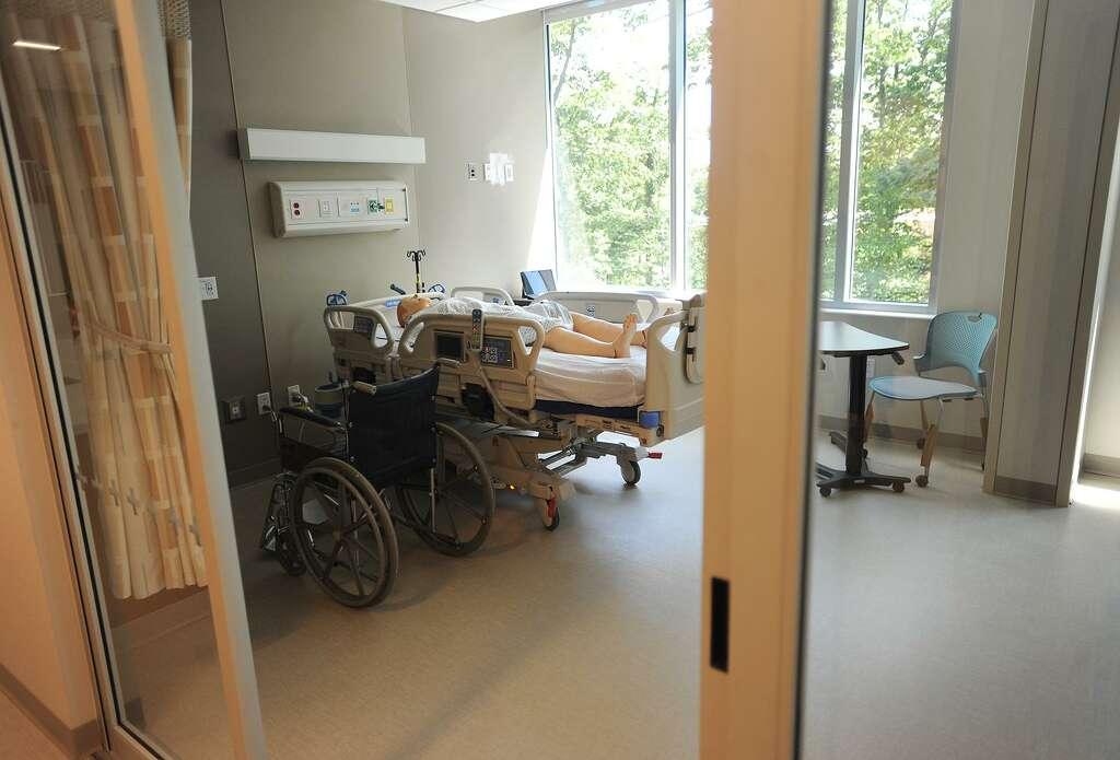 A Simulation Room At The New Marion Peckham Egan School Of Nursing And Health Studies