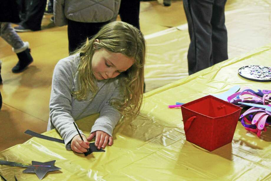 The Torrington Parks and Recreation Department hosted its annual Last Night Celebration at the Torrington Armory on Thursday night with dancing, jump roping, face painting, music, food and other family-friendly activities. Photo: Photo By John Nestor