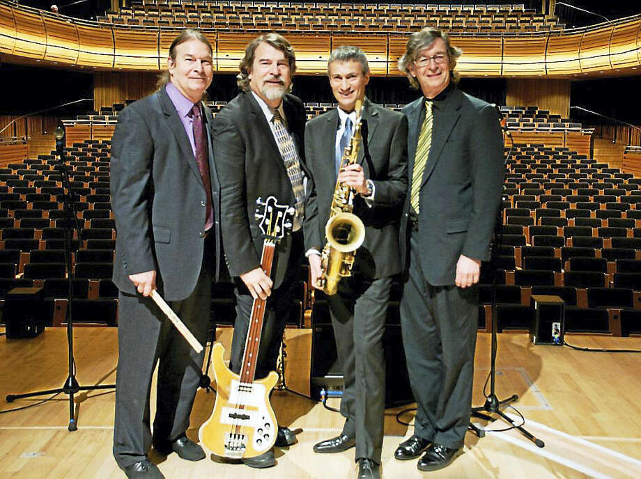 Contributed photoDarius, Chris and Dan Brubeck (piano, bass/trombone and drums) will be appearing at St. Michael's Parish in Litchfield on Monday, March 28 at 7 p.m. Photo: Journal Register Co.