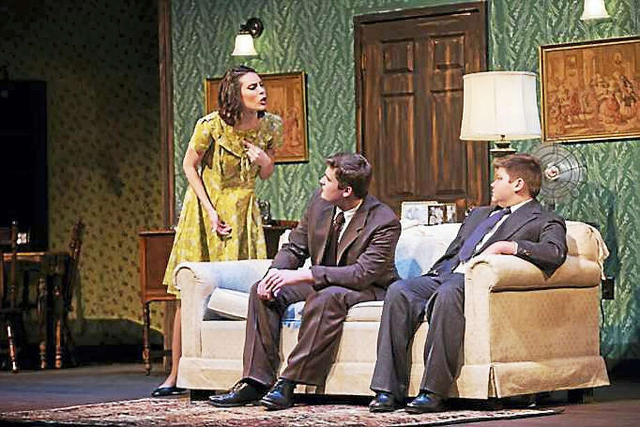 "Photos by Mandi MartiniThe Warner Theatre Stage Company is performing Neil Simon's ""Lost in Yonkers"" through Sunday, March 13. Photo: Journal Register Co."