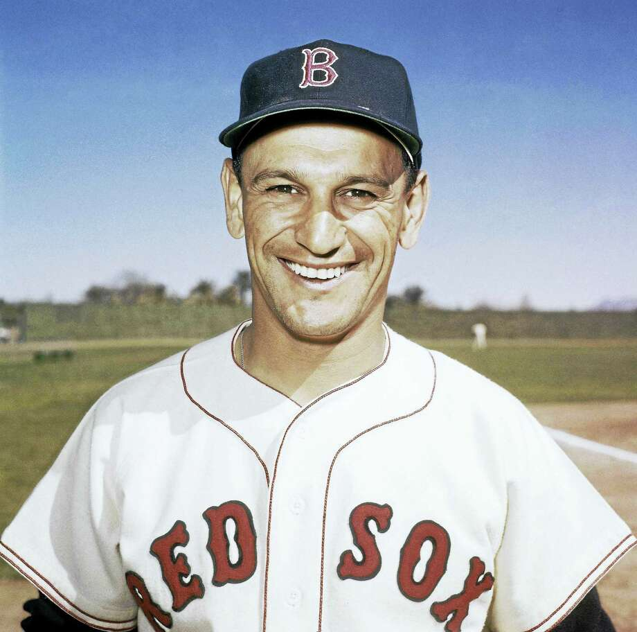 Former Boston Red Sox All-Star third baseman Frank Malzone died at 85. Photo: The Associated Press File Photo  / AP1959
