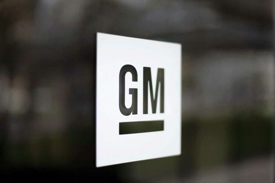 This Friday, May 16, 2014 photo shows the General Motors logo at the company's world headquarters in Detroit. Photo: AP Photo/Paul Sancya, File  / Copyright 2016 The Associated Press. All rights reserved. This material may not be published, broadcast, rewritten or redistribu