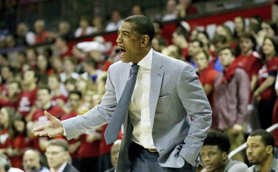 UConn coach Kevin Ollie. Photo: The Associated Press File Photo  / AP