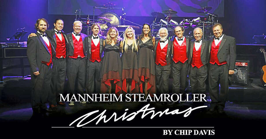 Contributed photos Tickets for Manheim Steamroller's holiday show at the Palace in Waterbury go on sale July 25. Photo: Journal Register Co.