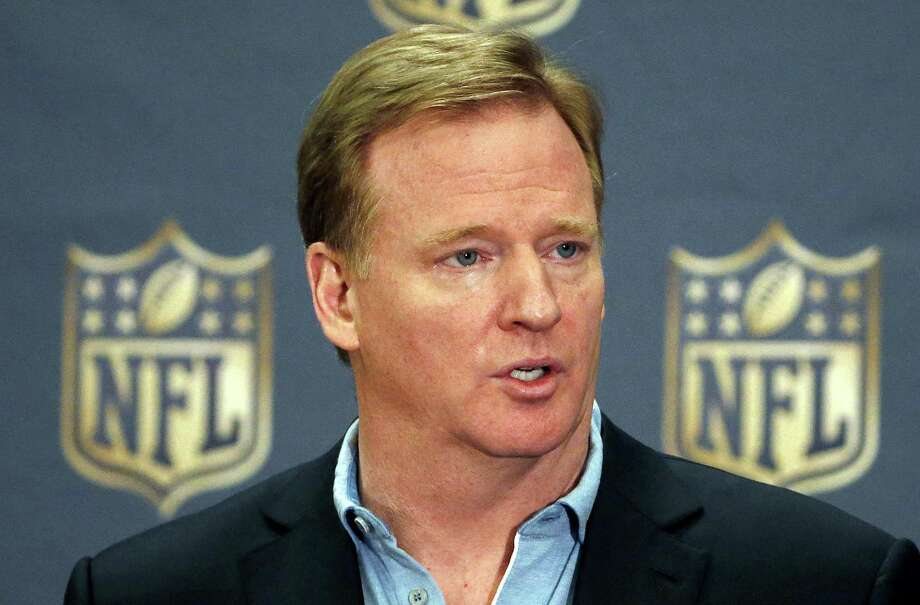 The National Football League is giving up its tax-exempt status. In a letter to team owners, Commissioner Roger Goodell said the league office and its management council will file tax returns as taxable entities for the 2015 fiscal year. Goodell says the NFL has been tax-exempt since 1942, though all 32 teams pay taxes on their income. Photo: Ross D. Franklin — The Associated Press File Photo  / AP