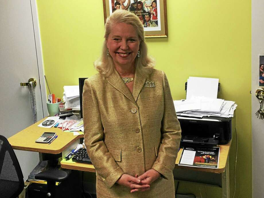 Deirdre Houlihan DiCara, executive director of Friends in Service to Humanity of Northwestern Connecticut, has been named The Register Citizen's 2015 Person of the Year. Photo: BEN LAMBERT — The Register Citizen