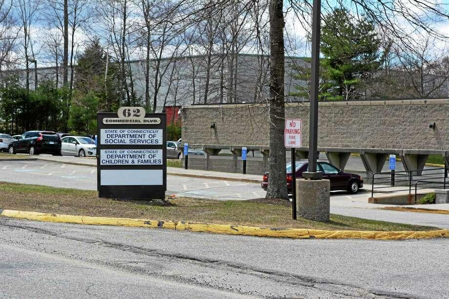 The Torrington Department of Social Services Office. Photo: Amanda Webster — The Register Citizen
