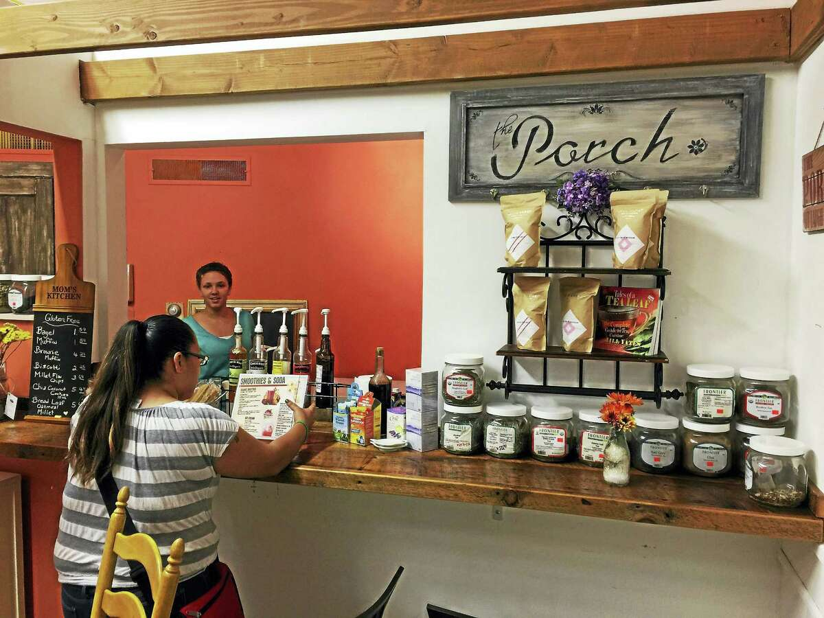 Ben Lambert - The Register CitizenA smoothie bar was recently opened in Act Natural Health and Wellness, which is located at 24 Water Street in Torrington.