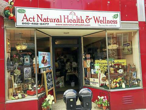 Act Natural Health and Wellness adds smoothie bar - The