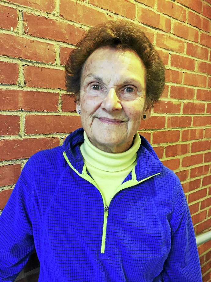 Contributed photo — Kent Memorial Library  Betty Krasne will discuss her new book at the Kent Memorial Library on Dec. 2. Photo: Digital First Media