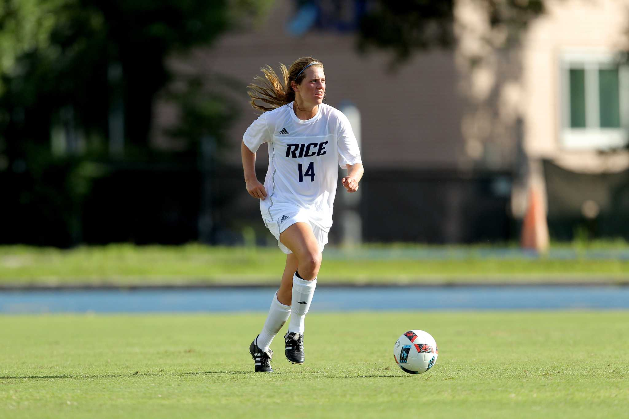 Rice soccer clinches first outright regular season ...