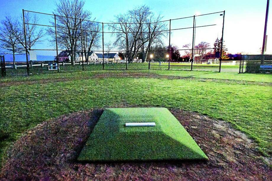 (Catherine Avalone - New Haven Register)  Little League field at the Surf Club in Madison. Madison residents are complaining the fields in town need to be better maintained and believe it is a safety issue for young athletes. Photo: Journal Register Co. / New Haven RegisterThe Middletown Press