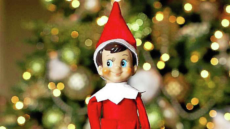 Elf on the shelf Photo: AP Photo