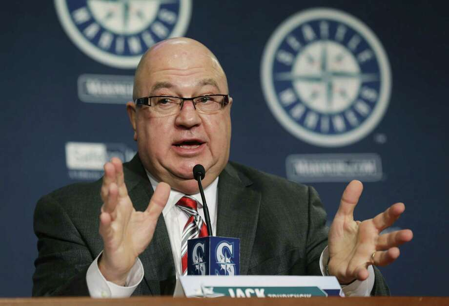 The Seattle Mariners fired general manager Jack Zduriencik Friday after seven disappointing seasons during which the club failed to end its playoff drought. Photo: Ted S. Warren — The Associated Press File Photo  / AP