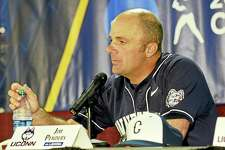 UConn baseball coach Jim Penders has seen the Mets select a number of his players over the years.