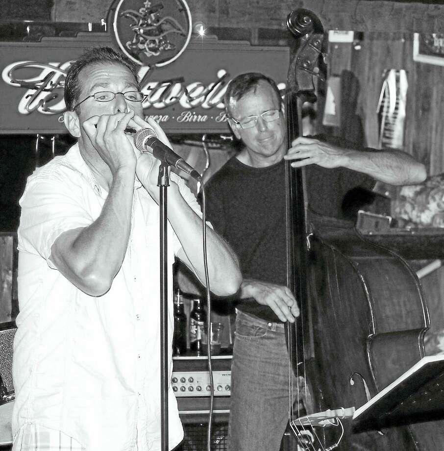 Jr. Krauss & The Shakes will perform Saturday night at the Blues Blizzard. Photo: Photo Courtesy Of Kent Kirkland