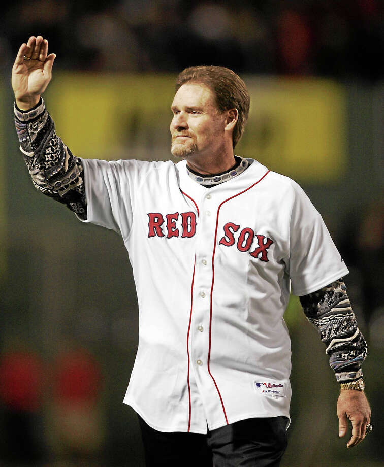 The Boston Red Sox announced on Monday that the team will retire Wade Boggs' No. 26 during a ceremony at Fenway park on May 26. Photo: The Associated Press File Photo  / AP