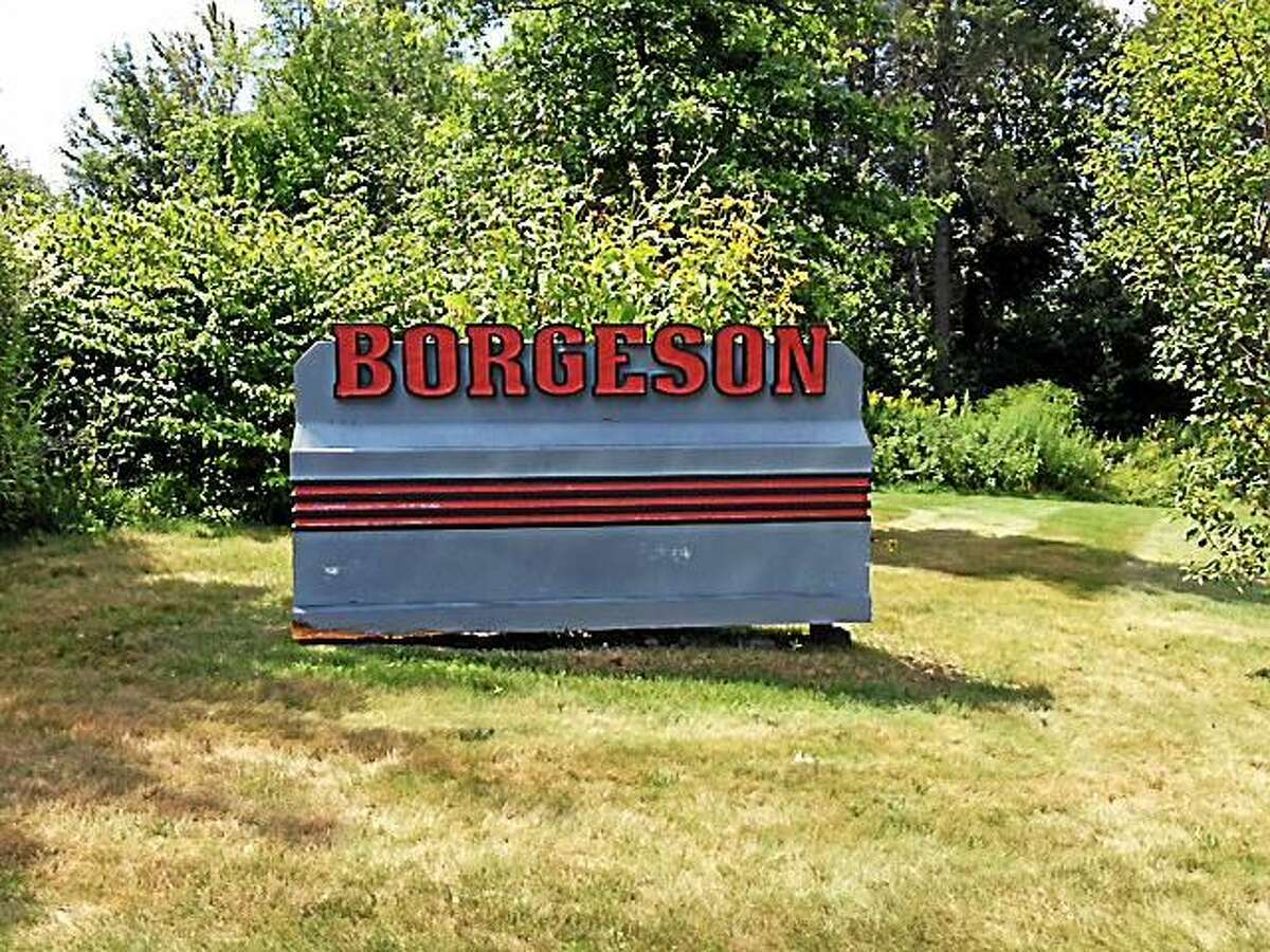 Borgeson has been in Torrington for 101 years.