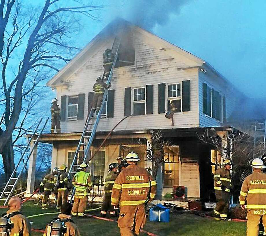 Early Morning Fire Damages Cornwall Home That Once Belonged To