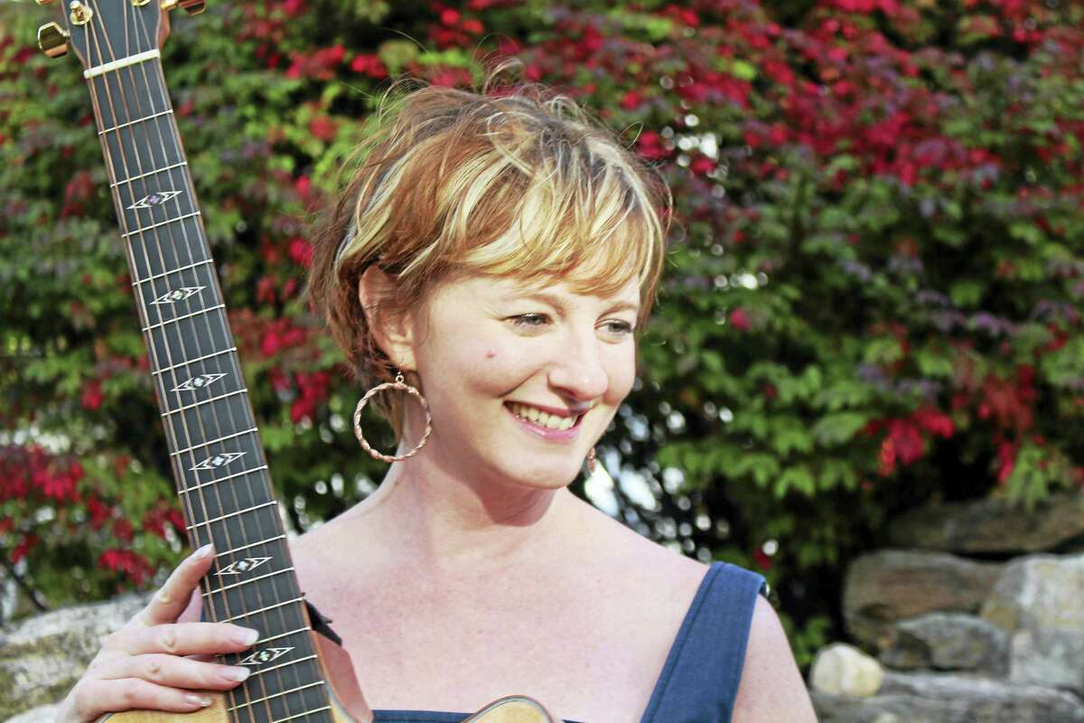 """West Hartford native Kate Callahan, now a resident of Hartford, is the new state troubadour for Connecticut. Callahan's two-year commitment will be made official on Wednesday when she will perform her song """"Connecticut Roads"""" during a ceremony in Hartford."""