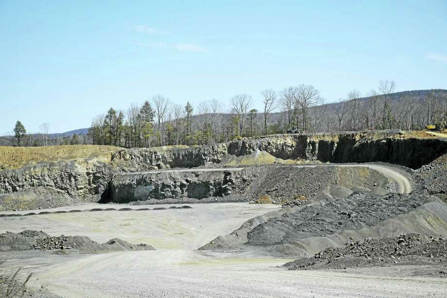 Contributed photoFlanders Nature Center will host a hike and tour of O&G Industries' quarry in Southbury on July 20. Photo: Journal Register Co.